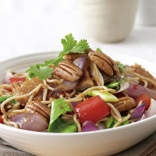 Stir-Fried Pork with Pecans