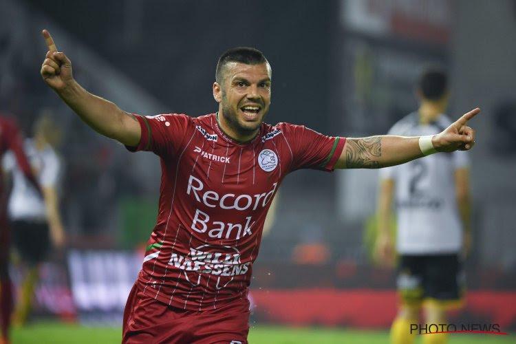 """Le RAEC Mons """"2.0"""" tient son premier gros coup : Alessandro Cordaro est de retour"""