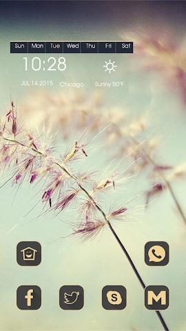android Strange Shaped Flowers Screenshot 0