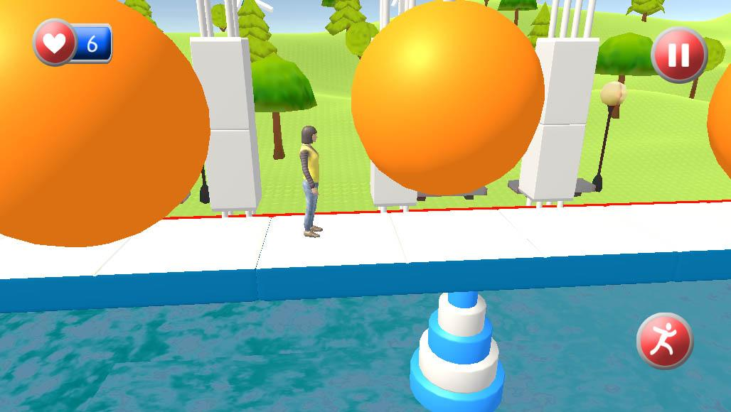 Screenshots of Amazing Adventure Run 3D for iPhone