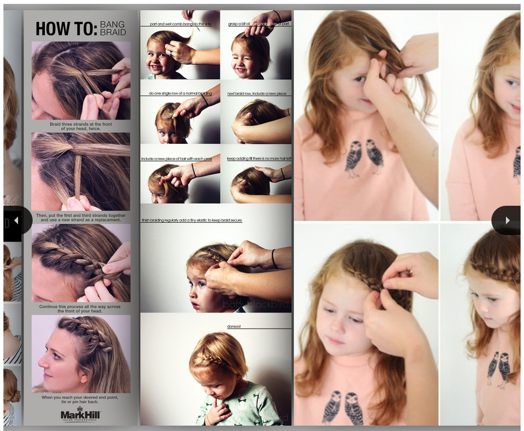 Brilliant Easy Little Girl Hairstyles Android Apps On Google Play Short Hairstyles Gunalazisus