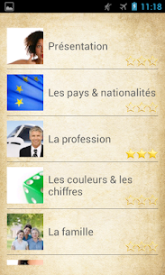 Learn French Easy ★ Le Bon Mot App Latest Version Download For Android and iPhone 2