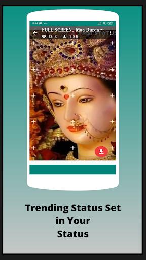 Maa Durga video status screenshot 4