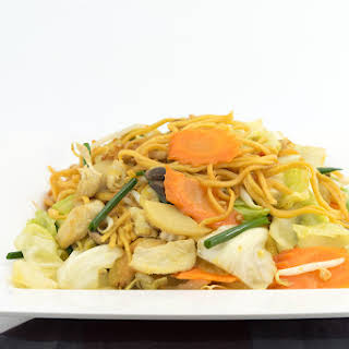 Old-Fashioned Chicken Chow Mein.