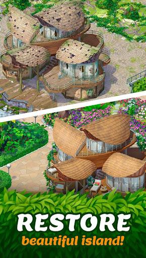 Tropical Forest: Match 3 Story 0.136 screenshots 1