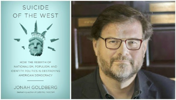 Author suggests that Western civilization may not survive identity politics