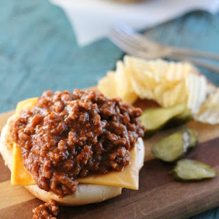 Light Sloppy Joes