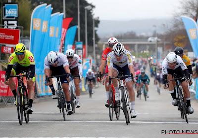 De sprinters zijn opnieuw aan zet in de Ster van Bessèges
