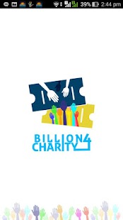 Billion4Charity- screenshot thumbnail