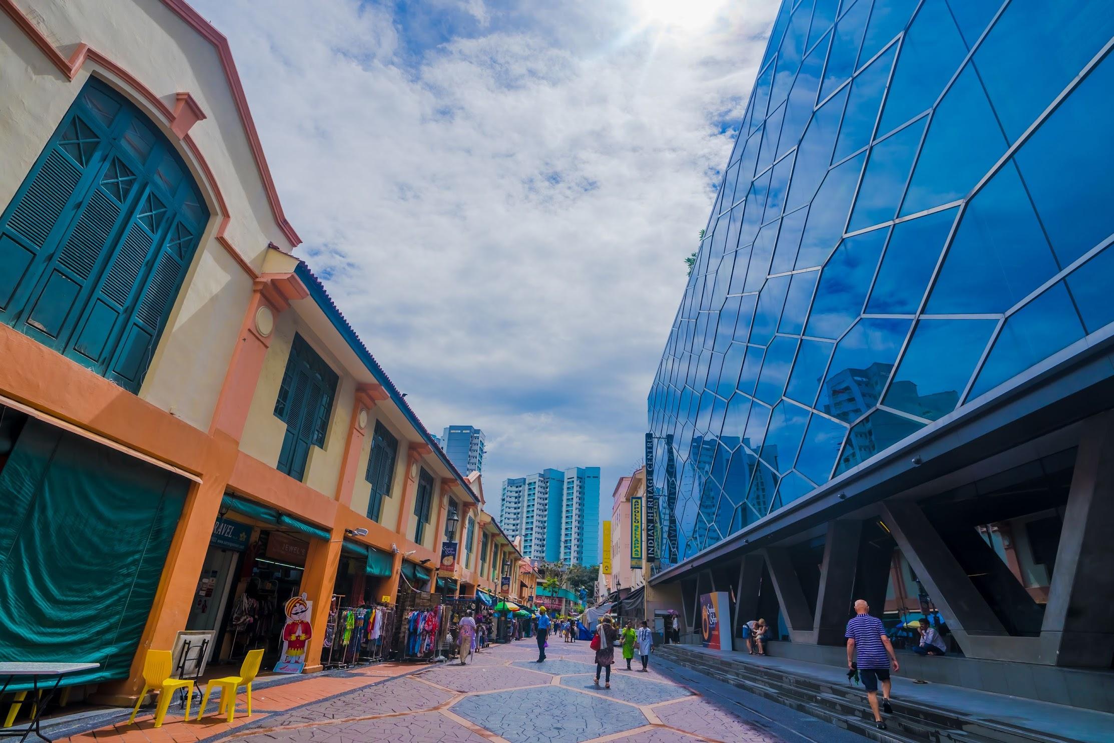 シンガポール リトルインディア2