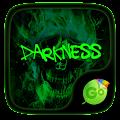 Darkness GO Keyboard theme download