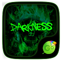 Darkness GO Keyboard theme icon
