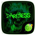 Darkness GO Keyboard theme Icon
