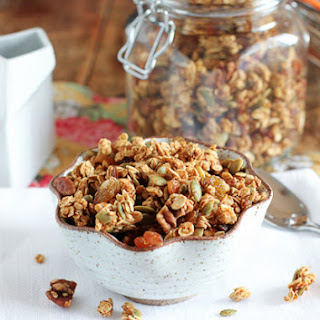 Pumpkin & Apple Butter Granola