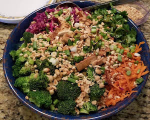 Buddha Bowl Lunch or Dinner