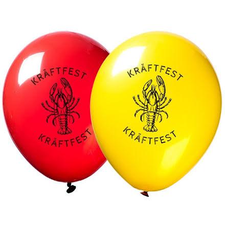 Ballonger - Kräftfest