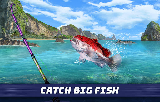 Fishing Clash: Catching Fish Game. Bass Hunting 3D screenshots 7