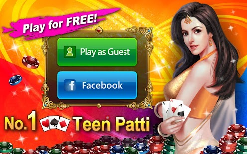Teen Patti - Bollywood 3 Patti - náhled