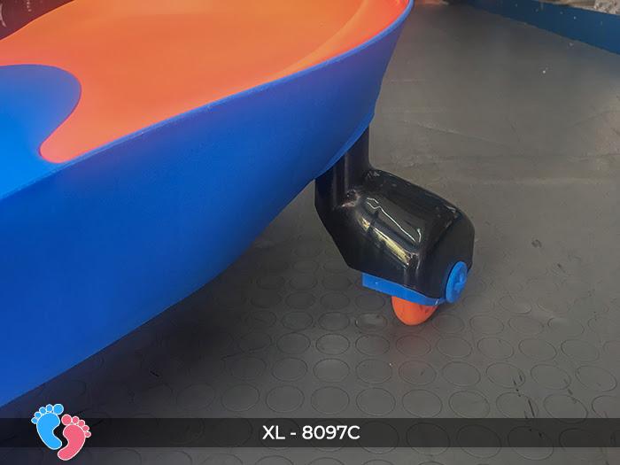 Xe lắc cho trẻ em Broller XL-8097C 17