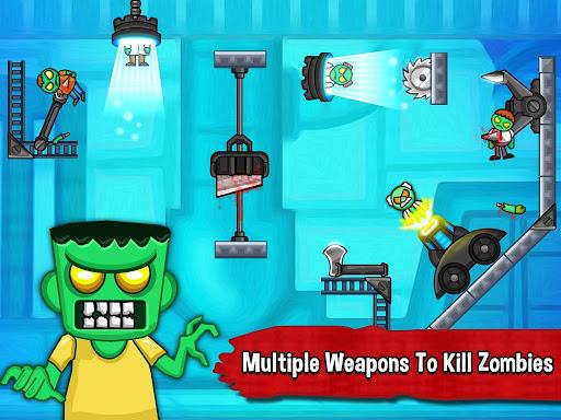 Zombie Ragdoll screenshot 8