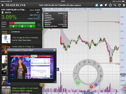 Traderlink Chart- screenshot thumbnail