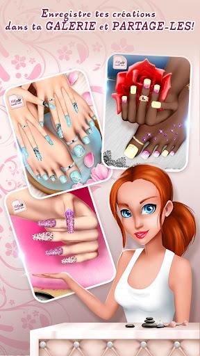 Code Triche Jeux de vernis u00e0 ongles - Manucure et pu00e9dicure APK MOD screenshots 4
