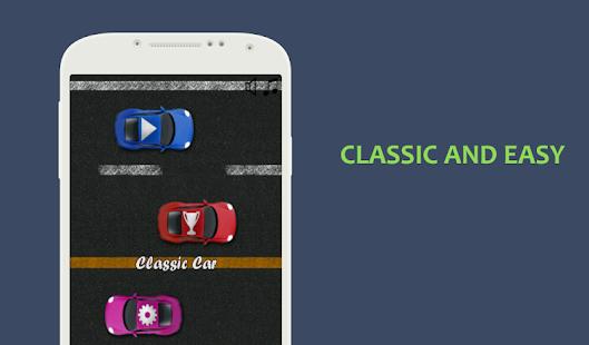 Classic Car - náhled