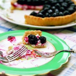 Blackberry Cottage Tart