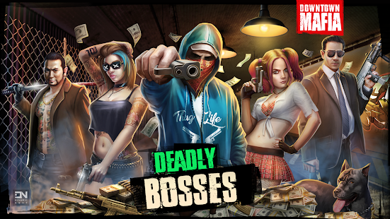 Game Downtown Mafia: Gang Wars (Mobster Game) Free APK for Windows Phone