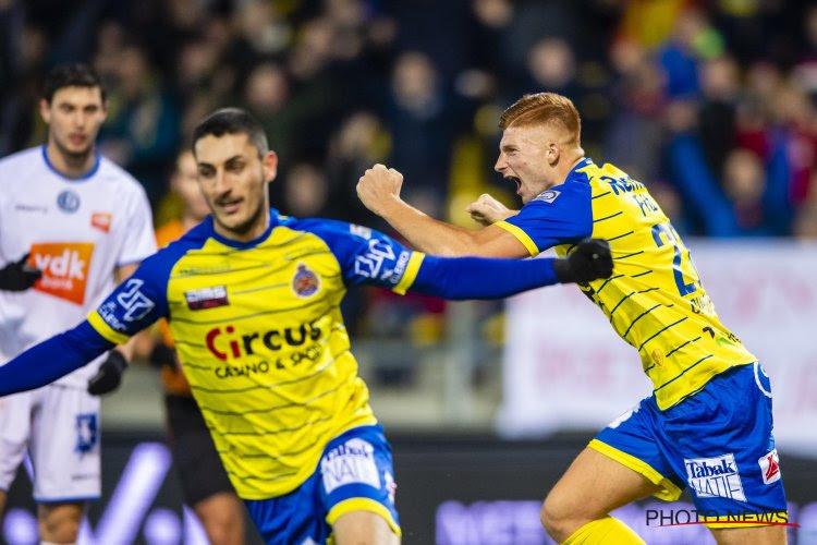 AA Gent laat zich alweer ringeloren door staartploeg en brengt play-off 1 in acuut gevaar