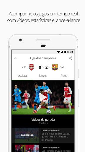 Globoesporte.com 4.39.0 screenshots 2