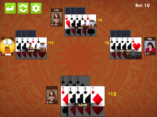 Mau binh 3.0.7 screenshots 9