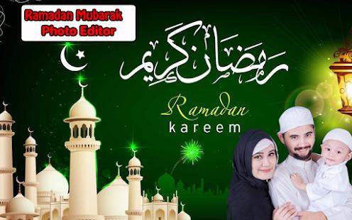 Ramadan Mubarak Photo Frames for PC-Windows 7,8,10 and Mac apk screenshot 3
