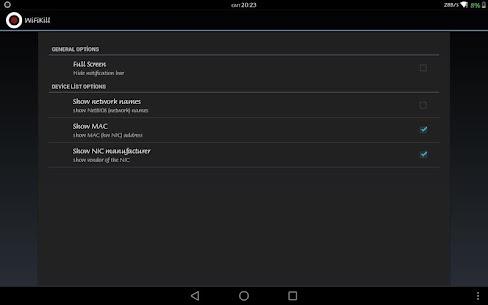 Descargar WiFiKiLL Pro – WiFi Analyzer para PC ✔️ (Windows 10/8/7 o Mac) 6