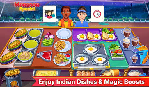 Indian Cooking Madness - Restaurant Cooking Games 1.3.0 screenshots 2