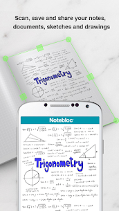 Notebloc – Scan, Save & Share Pro v3.8.2 Cracked APK 1