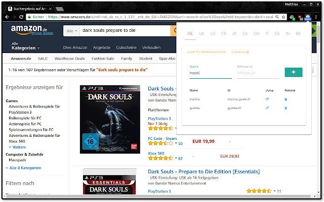 Content Creator Amazon Affiliate