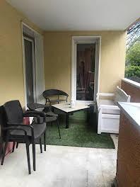 Appartement meublé 2 pièces 50,71 m2