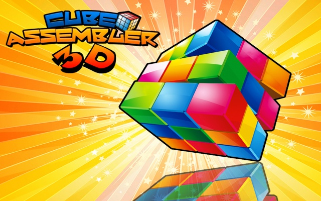 3D Cube Assembler