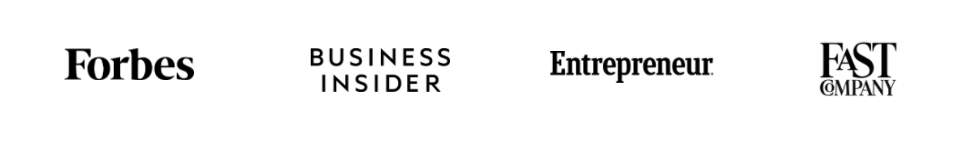Jenn Scalia as seen in Forbes, Business Insider, Entrepreneur, Fast Company