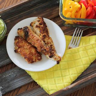 Piña Colada Turkey strips