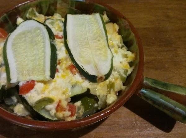 Fiesta Zucchini Recipe