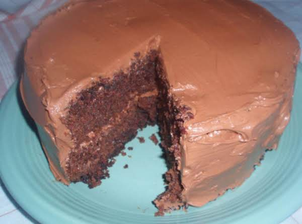 Mocha Chocolate Cake Recipe