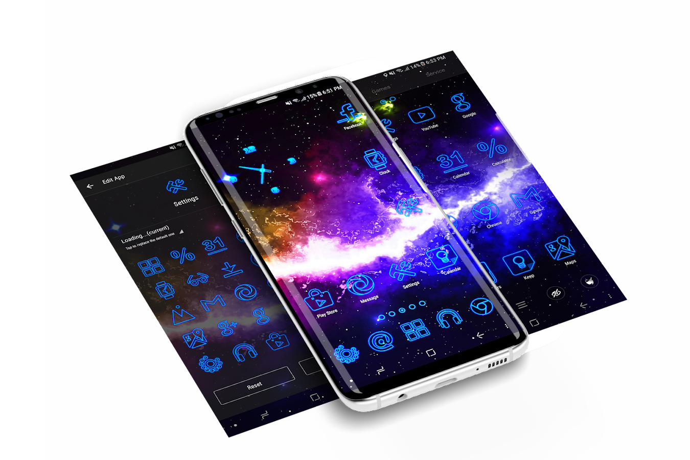 New Themes - Android Apps on Google Play