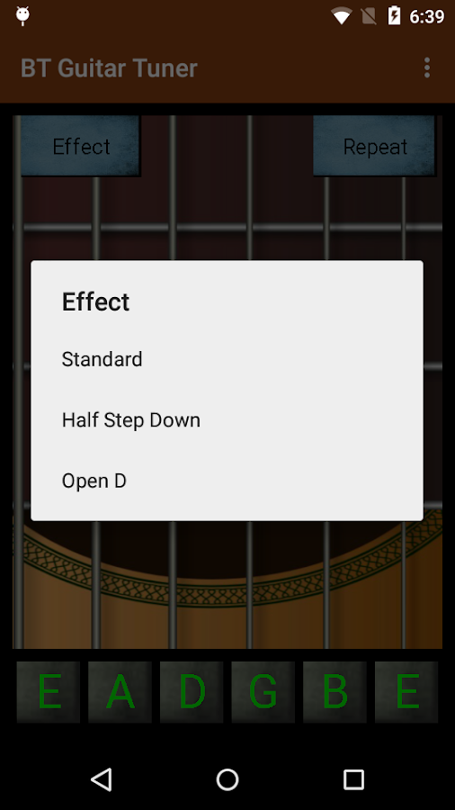 BT Guitar Tuner - Android Apps on Google Play