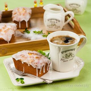 Nutella-Vanilla Cake Recipe