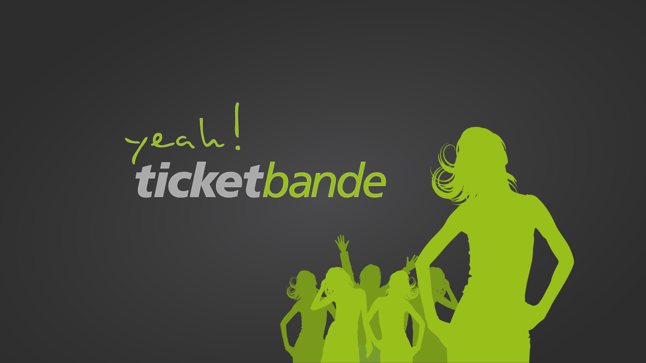 Ticketbande- screenshot