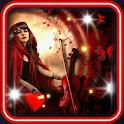 Valentine Gothic livewallpaper icon