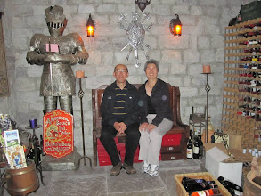 Photo: Then we went to this Medeival Castle