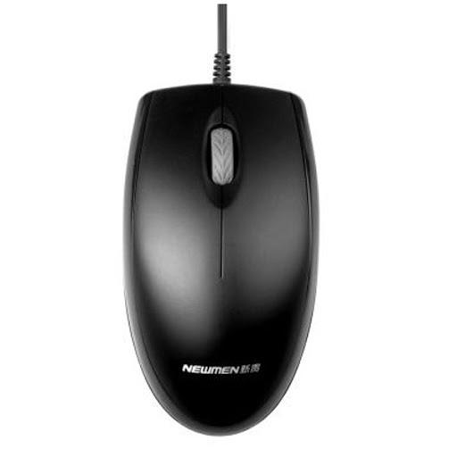 Chuột máy tính Newmen N107 (đen)